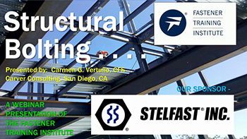 Structural Bolting - Training Video